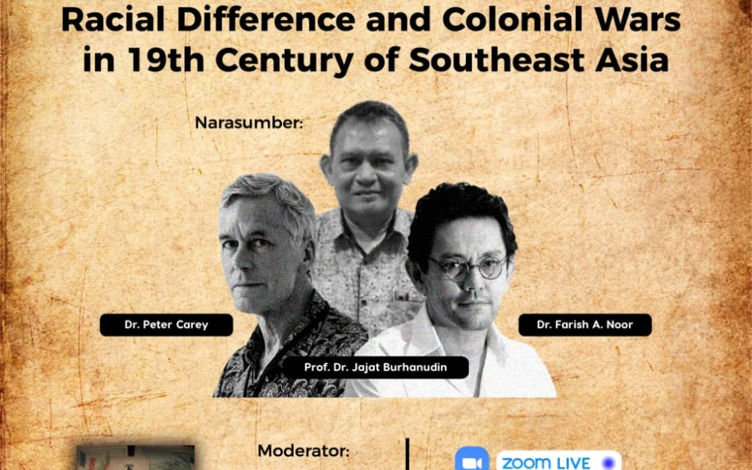 "FAH Kupas Tuntas Buku ""Racial Difference and Colonial Wars in 19th Century of Southeast Asia"""