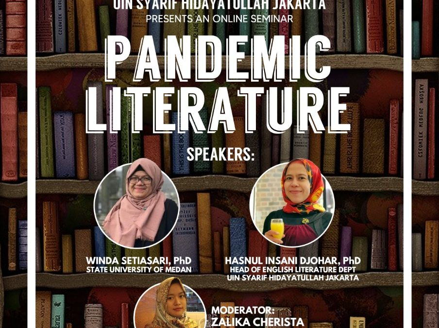 Pandemic Literature Presented by English Literature Department