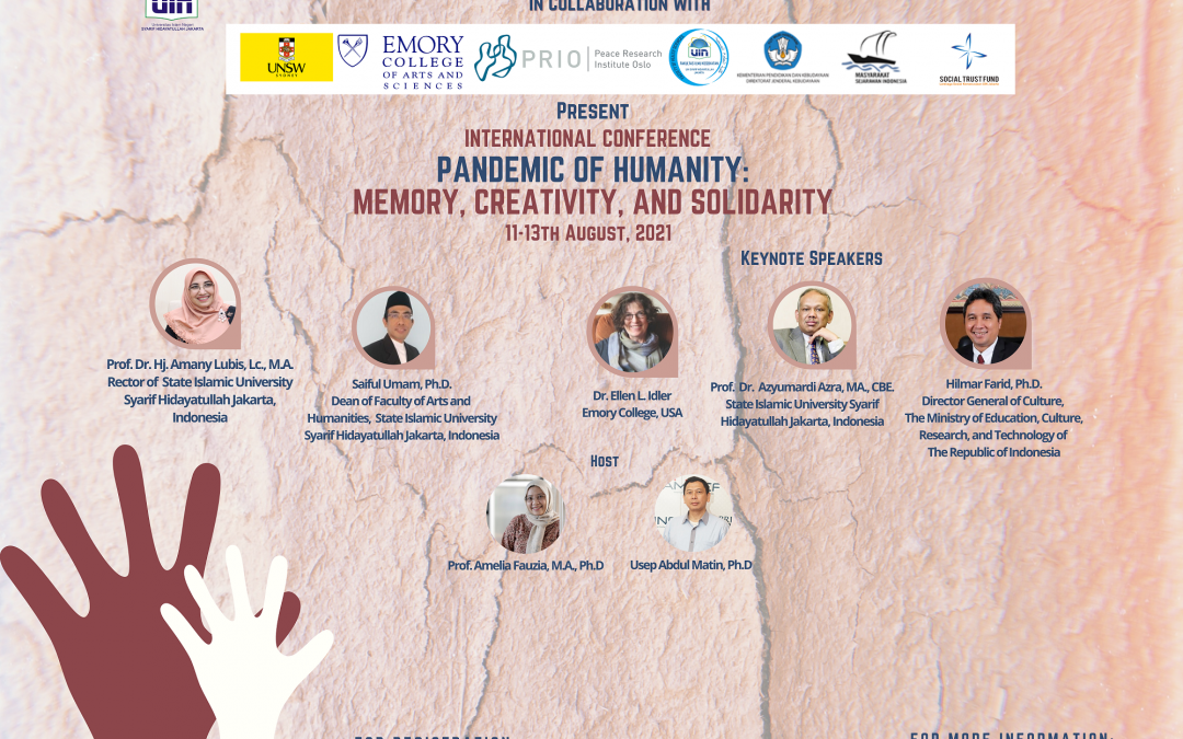 International Conference Pandemic of Humanity: Memory, Creativity, and Solidarity